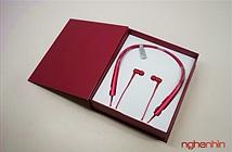 Mở hộp tai nghe Sony không dây, hỗ trợ nghe nhạc Hi-Res