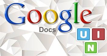 Khắc phục lỗi không gõ được tiếng Việt trên Google Docs