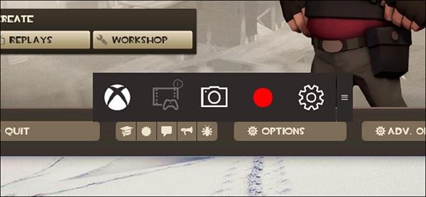 Tắt Game DVR và Game Bar trên Windows 10