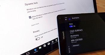Khóa và mở khóa máy tính Windows mà không cần chạm vào bàn phím
