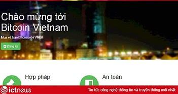 Xử phạt, tịch thu tên miền của Bitcoin Việt Nam