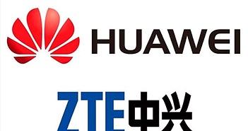 Căn cứ quân sự Mỹ trên toàn thế giới không được phép sử dụng thiết bị từ Huawei và ZTE
