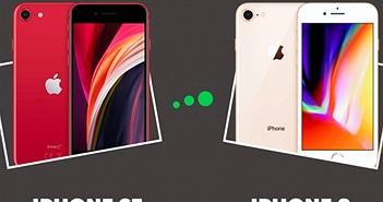 Cấu trúc iPhone SE 2020 giống 99% iPhone 8 nhưng không thể thay thế bộ phận này