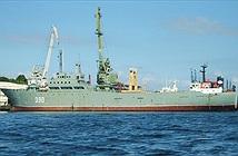 """Choáng với lớp chiến hạm lớn nhất của Hải quân Cuba được """"độ"""" từ... tàu cá"""