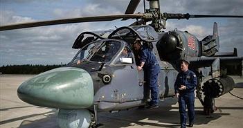 Nga phô diễn trực thăng tấn công tốt nhất thế giới