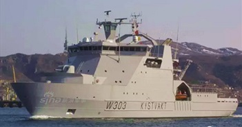 Đây là loại tàu Hải quân Trung Quốc chưa thể tự đóng