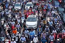 Kế hoạch cấm xe máy của Hà Nội sẽ được quyết vào tháng 7 tới