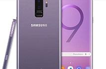Galaxy Note 9 sẽ được Samsung ra mắt vào ngày 9/8?