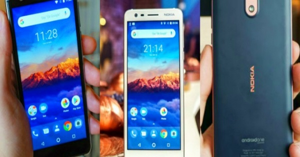 Trên tay smartphone Nokia 3.1 giá 3,6 triệu đồng