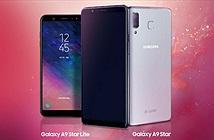 Samsung ra mắt 2 smartphone Galaxy A9 Star và A9 Star Lite