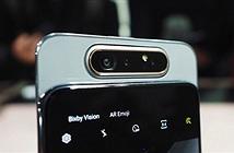 Galaxy A80 cập bến thị trường Việt với giá 14,99 triệu đồng