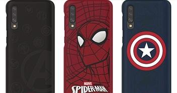Samsung tung vỏ bảo vệ Marvel cho Galaxy S10 và Galaxy A