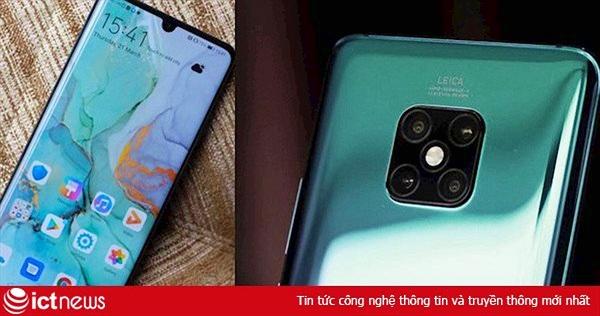 Dòng Huawei Mate 30 sẽ dùng chip Kirin 985 và chạy hệ điều hành HongMeng OS?