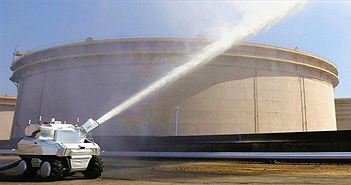 Nhật Bản đưa vào sử dụng hệ thống robot chữa cháy đầu tiên