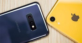 Hãng smartphone nào hưởng lợi từ Huawei?