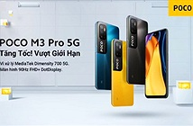 POCO M3 Pro 5G ra mắt tại Việt Nam: màn hình 90Hz, Dimensity 700, giá 5.49 triệu đồng