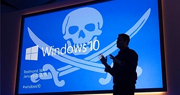 Bị kết án tù vì cài đặt và sử dụng Windows không có bản quyền