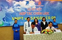 VNPT và Saigon Co.op ký kết hợp tác chiến lược