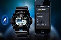 Casio gia nhập thị trường smartwatch