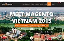 Hội thảo TMĐT trên nền Magento đầu tiên tại châu Á sẽ diễn ra tháng 8 tới