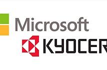 Microsoft và Kyocera: Từ thù chuyển thành bạn