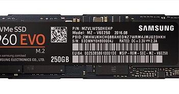 Samsung ra mắt loạt ổ SSD M2 và thẻ nhớ microSD mới