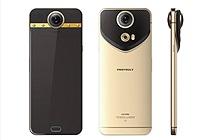 Sắp có smartphone tích hợp camera 360 độ với độ mỏng vừa phải