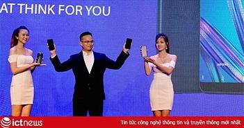 Asus chính thức tung Zenfone Max Pro và Zenfone 5Z ra thị trường Việt Nam