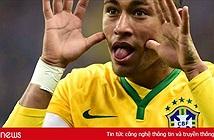 Brazil thắng Mexico 2-0, dân mạng chế ảnh Ronaldo, Messi đón Neymar bất thành