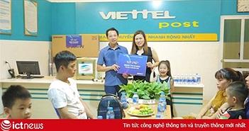 """ViettelPost thông tin vụ thu hồi quà tặng chương trình """"Tải App liền tay-Nhận ngay SH"""""""