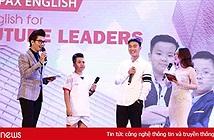 Vinh danh 400 học sinh xuất sắc được đào tạo theo công nghệ học tiếng Anh 4.0 của Apax