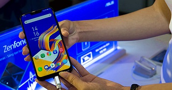 Asus chính thức mở bán ZenFone 5Z, giá 12,5 triệu đồng