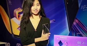 Asus Zenfone 5Z ra mắt thị trường Việt: Snapdragon 845, RAM 6GB, giá 12,5 triệu