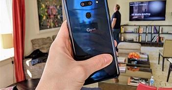 LG trình làng phiên bản giá rẻ hơn của G8 ThinQ với ba camera sau
