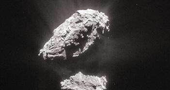 Khám sát sao chổi nguyên sơ, tìm ra điều bất ngờ