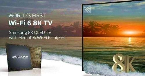 MediaTek tiết lộ chip TV thông minh hàng đầu S900, hỗ trợ 8K và Wi-Fi 6