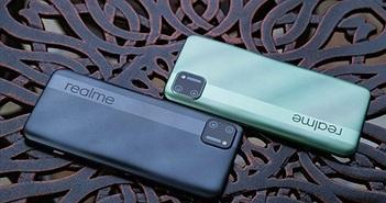 Trên tay Realme C11 smartphone giá rẻ dưới 3 triệu pin 5000 mAh, camera kép