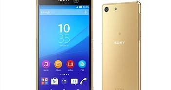"""Sony công bố smartphone """"siêu tầm trung"""" Xperia M5"""