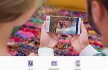 Sony Xperia C5 Ultra viền màn hình cực mỏng trình làng