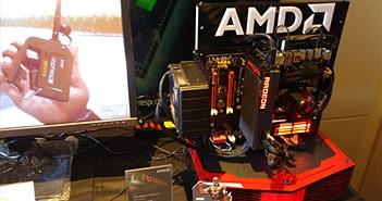 AMD Radeon R9 Fury X và R9 300 ra mắt
