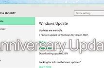 Đã có Windows 10 Anniversary Update, anh em hãy download ngay!