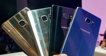 [Galaxy Note 7] Samsung Galaxy Note 7: không nhiều đột phá nhưng dự đoán sẽ bán tốt