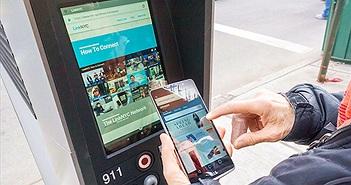 Trạm phát Wi-Fi miễn phí trở thành... nơi xem phim khiêu dâm