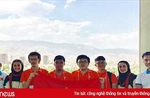 Việt Nam là nước duy nhất trong ASEAN có Huy chương Vàng Olympic Tin học quốc tế 2017