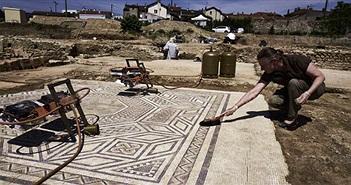 Phát hiện dấu tích của một thành phố cổ ở ngoại ô Vienne