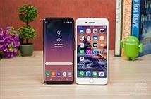 Samsung bán nhiều smartphone nhất trong quý 2