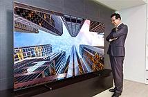 Samsung giới thiệu TV QLED kích thước khổng lồ 88 inch