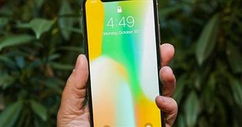 iPhone X thực sự đã tạo ra một huyền thoại