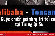 Alibaba đấu Tencent - cuộc chiến giành ngôi vương tại Trung Quốc