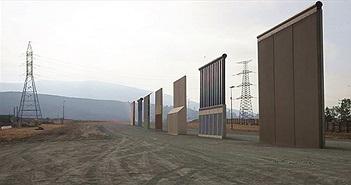 """""""Bức tường Mỹ - Mexico"""" đe dọa động vật hoang dã"""
